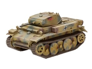 Revell PzKpfw II Ausf.L LUCHS (Sd.Kfz.123) 1:72 Scale