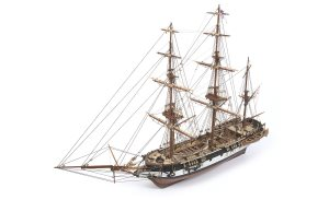 Occre HMS Beagle 1:65 Scale Model Ship Kit Basic Without Sails