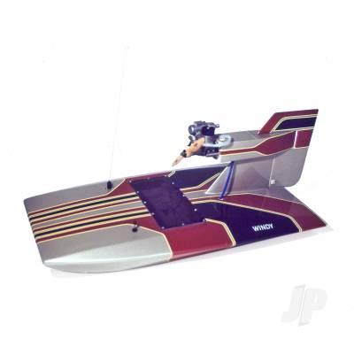 Dumas Windy Airboat Kit Part No DUM1506 | Cornwall Model Boats