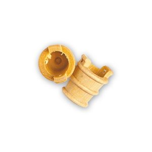 AL8563 Wooden Bucket 9mm High (Pack of 4)