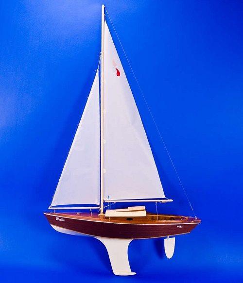 Aeronaut Bella Sailing Yacht AN3009/00 Model Boat Kit   Cornwall