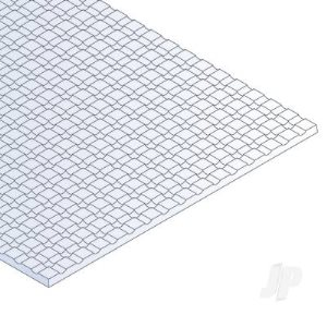 Evergreen Scale Models Sidewalk 1//8 EVG4514