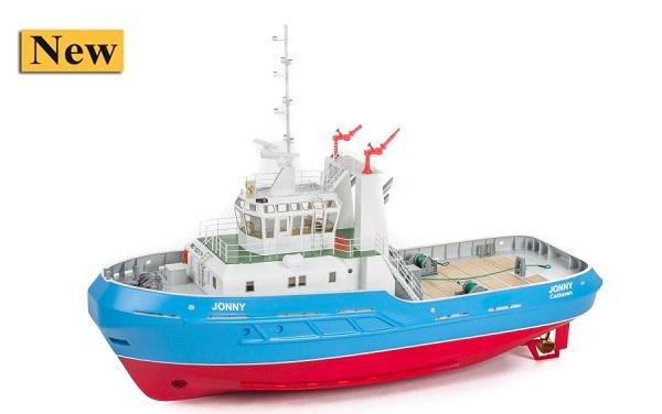 Cornwall Model Boats - Static display and radio control model boat