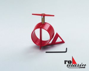RO Marin Fittings Fixed Kort Nozzle with Rudder 50mm I/D