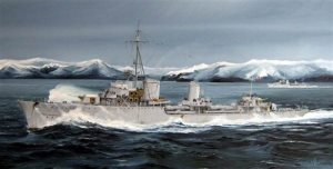 Trumpeter 1:350 Scale Model Warships | Cornwall Model Boats