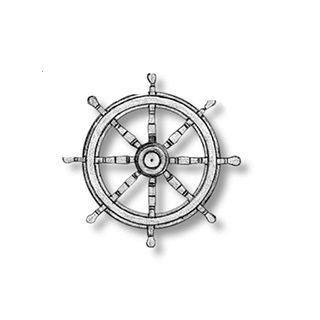 Amati Model Ship Fittings - Ships Wheels from Cornwall Model