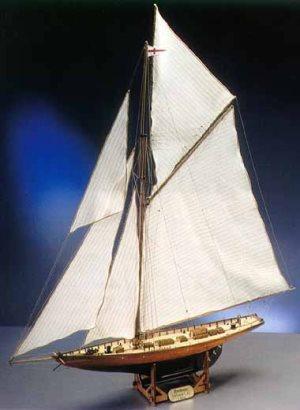 Mantua Britannia Royal Yacht 1893 1 60 733 Wooden Model