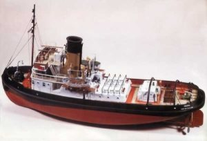 Caldercraft Imara Single Screw Steam Berthing Tug 1 32