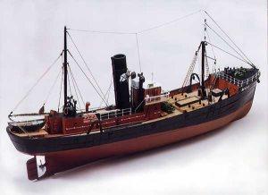 Caldercraft Milford Star - Side Trawler 1:48 Scale C7019 | Cornwall Model Boats