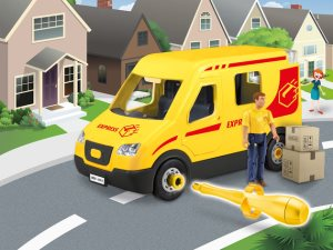 Buy the delivery truck pattern 17inch  Shop every store on the