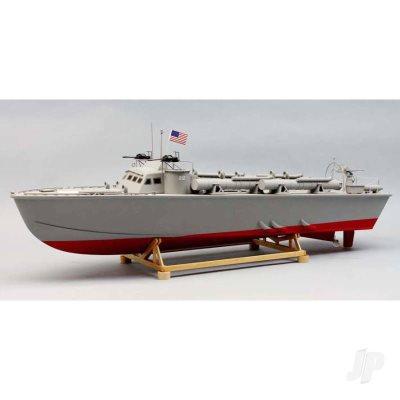 Dumas PT-212 Higgins 78' Patrol Boat #1257 Model Boat Kit