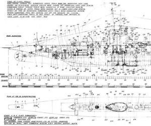 Marine Modelling Undine, Ursula and Unity Model Boat Plan MAR2134 | Cornwall Model Boats