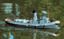 Tid Tug (Model Boat Plan) MAR2447 | Cornwall Model Boats