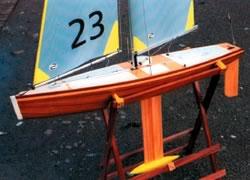 Marine Modelling Nimbus Mk3 (Model Boat Plan) MAR3133 | Cornwall Model Boats