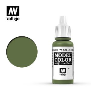 Vallejo Model Olive Green 17ml