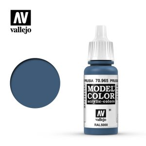 Vallejo Model Prussian Blue 17ml