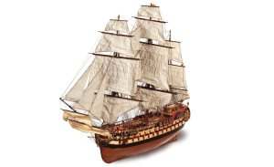 Occre Montanes 74 Gun Ship of the Line 1:70 Scale Model Ship Kit