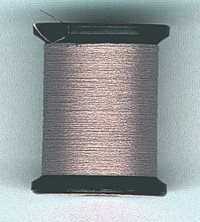 MS2589 Rigging Thread Tan Polyester Waxed 0.12mm x 45M