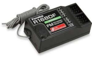 Radio control receivers for Radio Control Systems | Cornwall Model Boats
