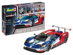 Revell Ford GT Le Mans 2017 1:24 Scale