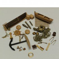 Model Boat Fittings and Model Ship Fittings from Cornwall