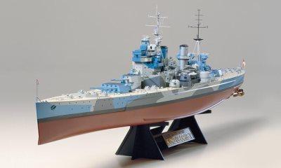 Tamiya Large Scale Ships 1:350 Scale | Cornwall Model Boats