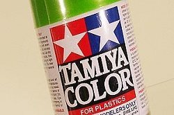 Tamiya - New Lacquer Paints, AS & TS Sprays